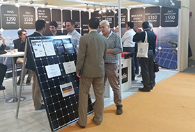 We Were at Solarex Istanbul Fair