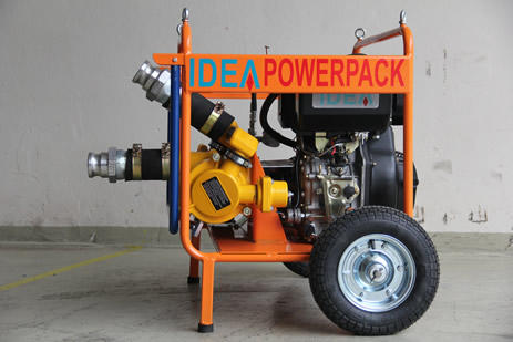 New Product - Hydraulic Power Pack