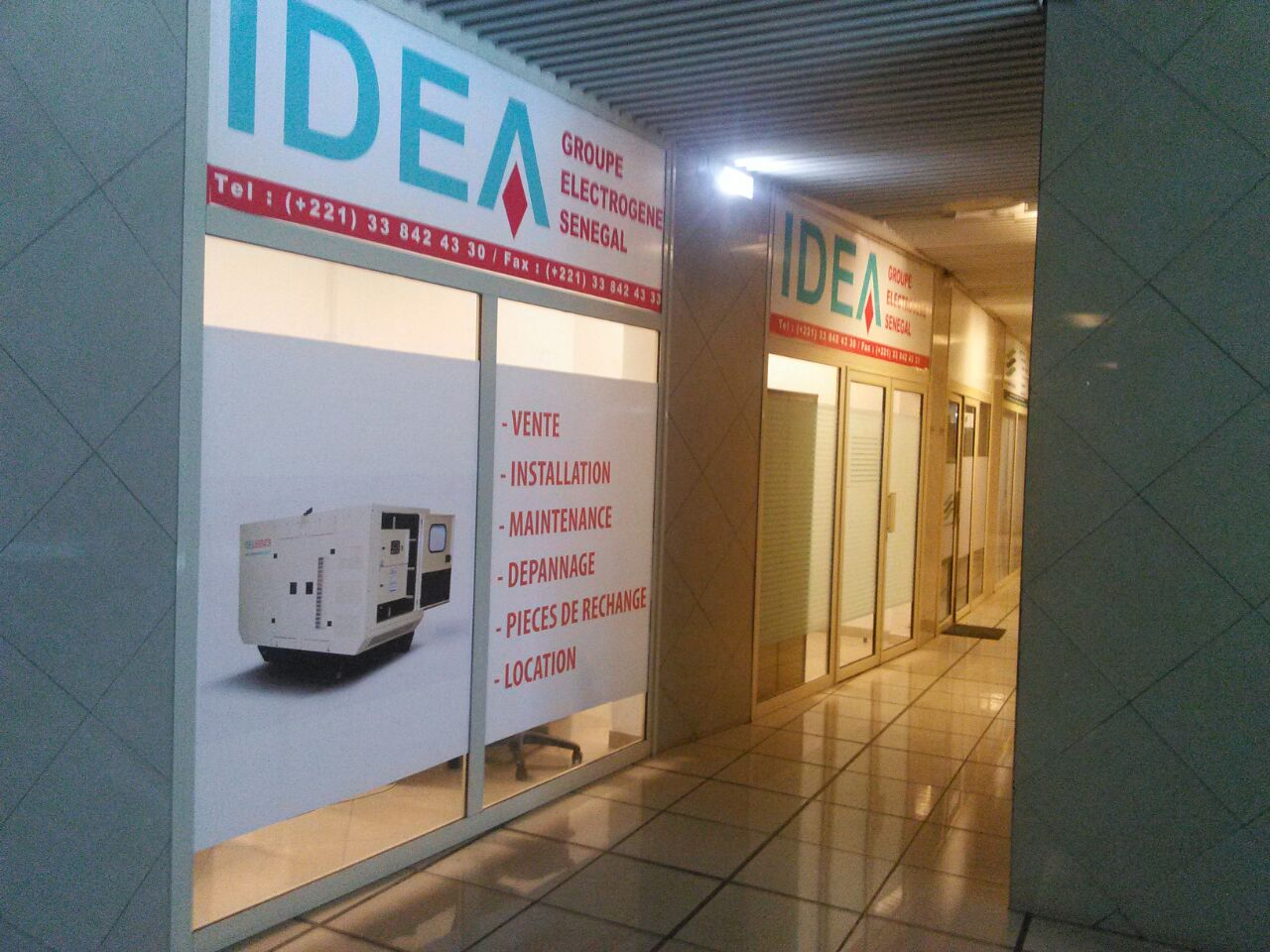 We Open Our Regional Office of IDEA Senegal