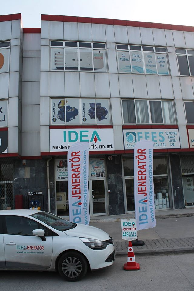 We Open Our Regional Office of IDEA İzmir